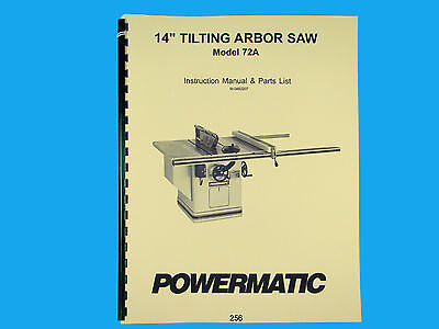 Powermatic Pm1500 Manual