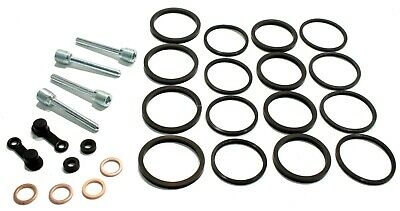 FRONT Brake Caliper Rebuild Kit Polaris Sportsman 400 HO