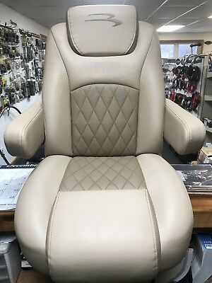 boat captains chair cafeteria tables and chairs bennington pontoon reclining helm seat drivers