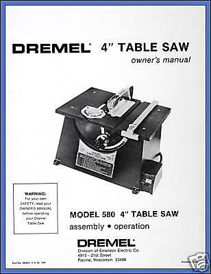 Dremel 1731 Manual
