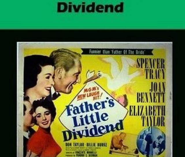 Fathers Little Dividend New Dvd Manufactured On Demand Ntsc Format