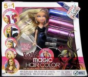 bratz magic hair color cloe doll