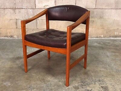 wassily chair brown leather swivel plush mid century modern chrome marcel breuer dunbar open arm lounge with tufted