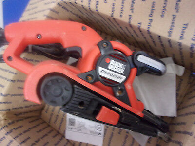 Black And Decker Dragster Belt Sander Parts