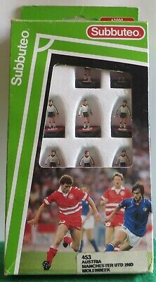 Subbuteo Mp Lw Team Ref 453 Molenbeek,Austria, In Original Labelled Box