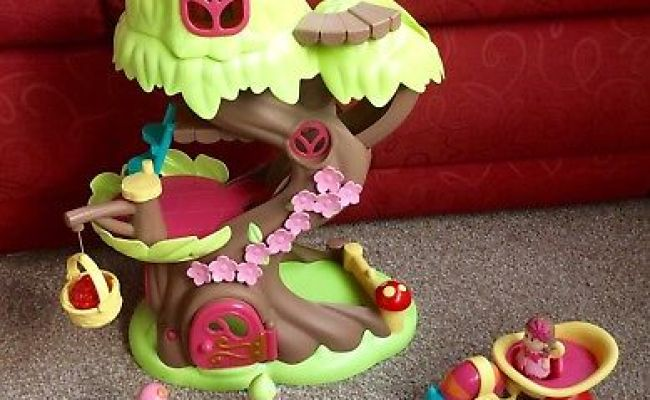 Happyland Elc Fairy Tree House With Magical Sounds