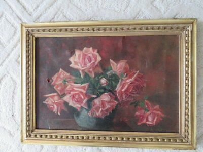 gorgeous old antique rose