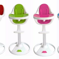 Best Easy Clean High Chair Glass Top Counter Height Table And Chairs Bebe Style Modern Swivel 360 Highchair Baby