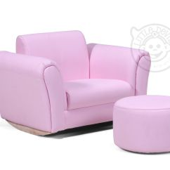 Pink Kids Chair Hawthorne Oversized Sling Chairs Lazybones Rocking Seat Armchair Sofa For