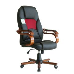 Swivel Office Chair Plans Simply Bows And Covers Lancashire Westwood Computer Executive Pu Leather