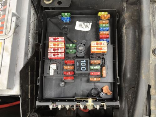 small resolution of 2007 audi a3 fuse box simple wiring diagram mustang fuse box audi a3 fuse box