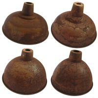 DOME INDUSTRIAL FACTORY Vintage Retro Old Style pendant ...