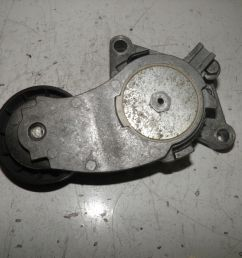 ford focus c max 1 6d tdci 8v fan belt tensioner tf129 1 of 1only 1 available  [ 1600 x 1200 Pixel ]