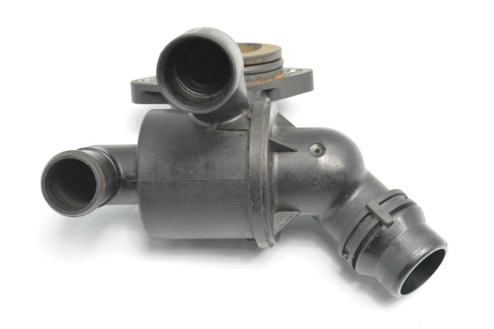 medium resolution of audi a4 a5 a6 q5 2007 2012 2 0tdi engine thermostat housing 03l121111ad 1 of 5only 1 available