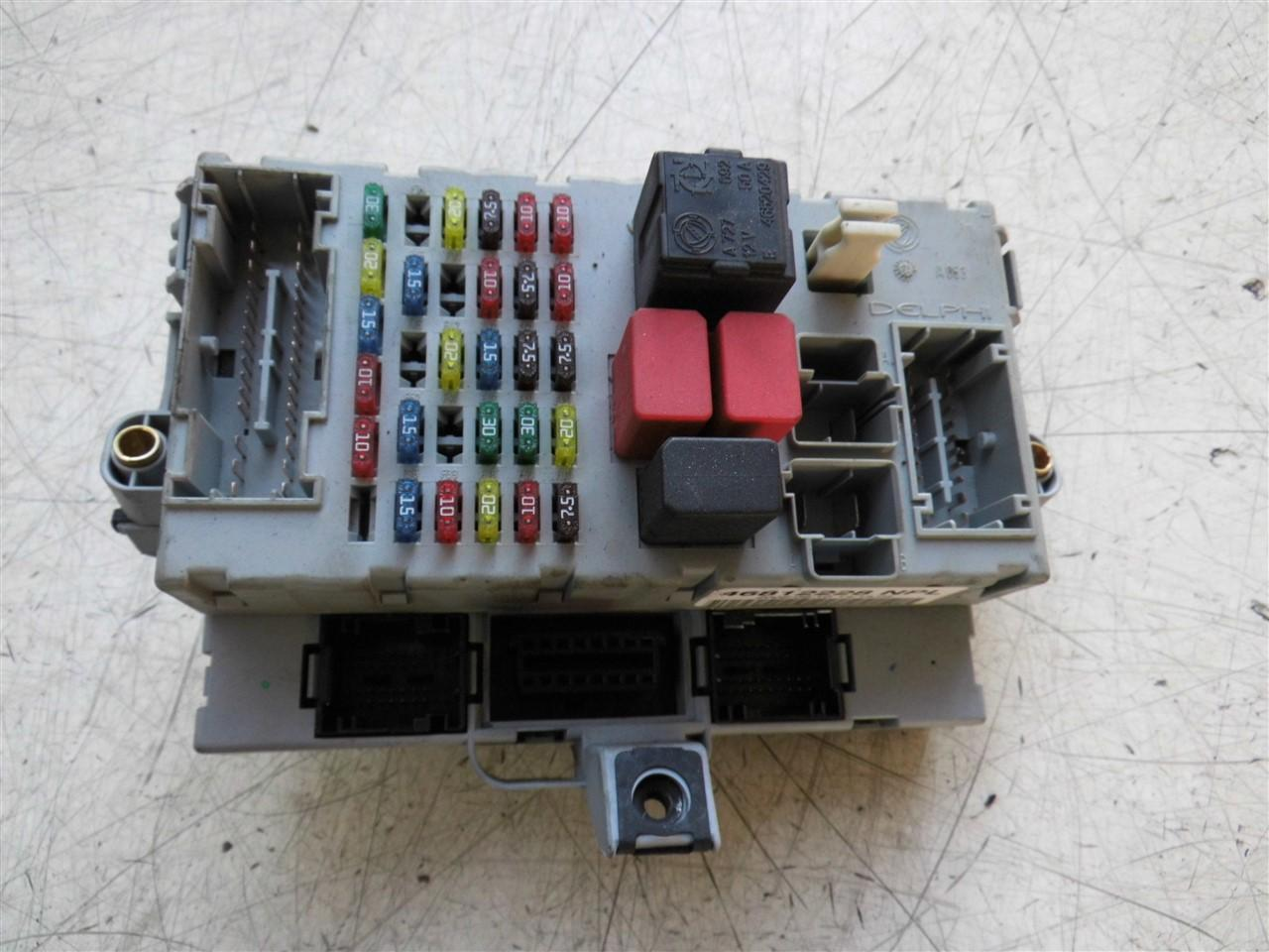 hight resolution of punto mk1 fuse box wiring diagram detailed residential fuse box punto mk1 fuse box