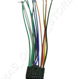 wire harness for jvc kd r300 kdr300 pay today ships today 1 of [ 1306 x 1600 Pixel ]