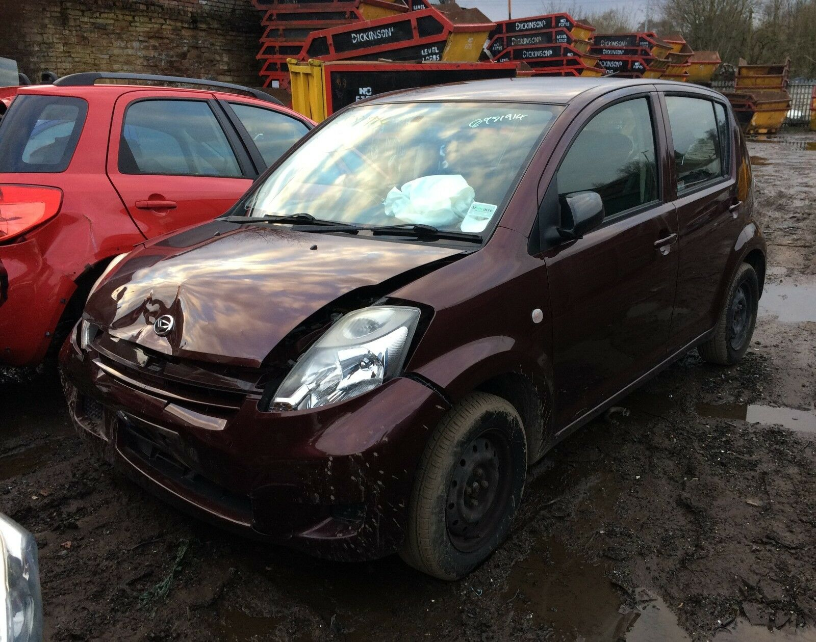 hight resolution of 1 of 2only 1 available daihatsu sirion