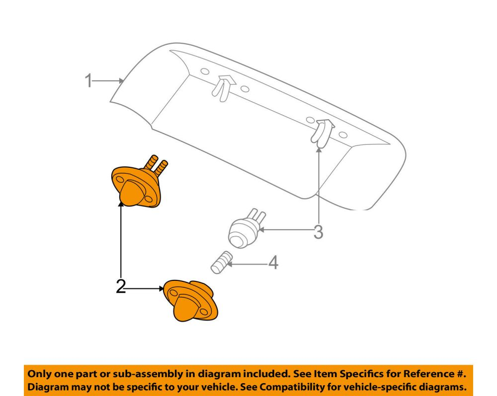 medium resolution of a license plate light wiring diagram for chevy traverse