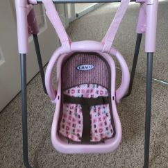 Graco Baby Swing Chair Uk Target Rocking Toy Doll 4 99 Picclick
