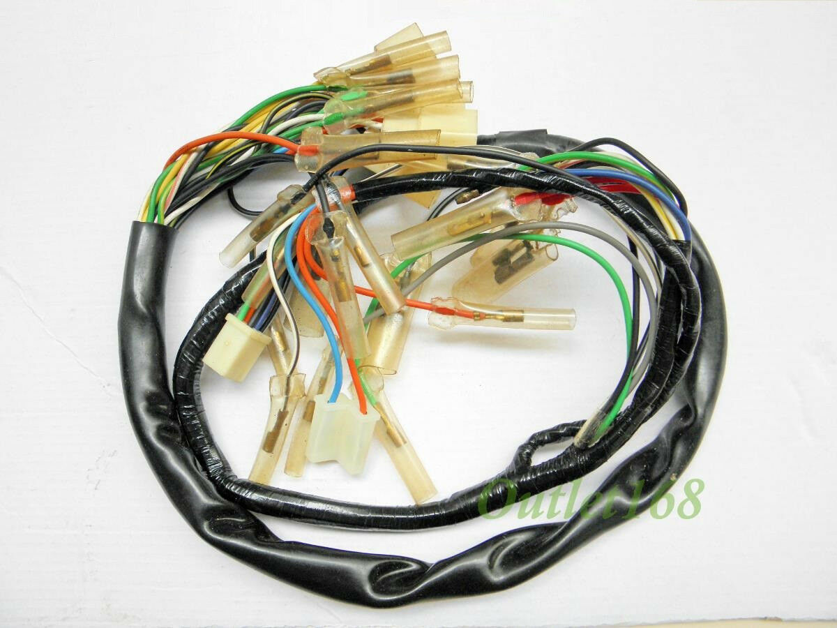 hight resolution of suzuki gp 100 gp100 main wiring loom wire harness assembly electrical cable set