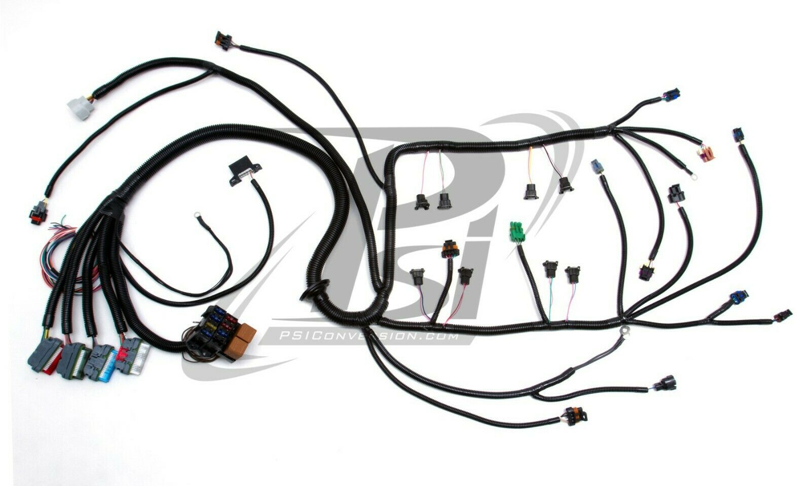 hight resolution of 1994 1997 lt1 psi standalone wiring harness w 4l60e
