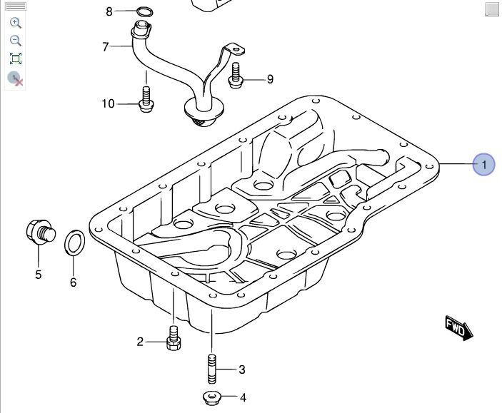 Serpentine Pulley Diagram For 2005 Chrysler Pacifica