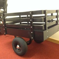 Wheelchair Trailer Outdoor Counter High Table And Chairs Mobility Scooter Read Description  1 00