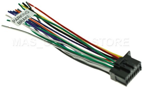 small resolution of 16pin wire harness for pioneer avh 280bt avh280bt pay today ships wire connector types 1