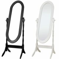 NISHANO CHEVAL MIRROR Floor Free Standing Full Length ...