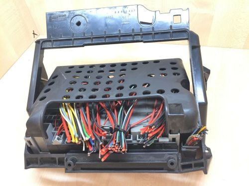 small resolution of vauxhall opel zafira a astra g 2 0 dti fuse box 90 589 965 90589966 astra