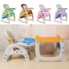 High Seat Chairs Power Scooter Chair Foxhunter Baby Highchair Infant Feeding 3in1