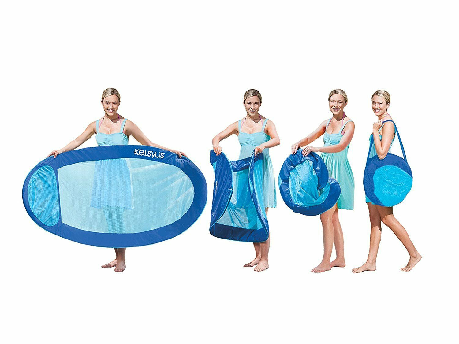 chair pool floats used barber chairs for sale kelsyus water hammock inflatable floating lounge