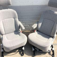 Captain Chair Seat Covers Rv Wedding Lake District Factory Swivel Seats Vito Ducato Relay Transit