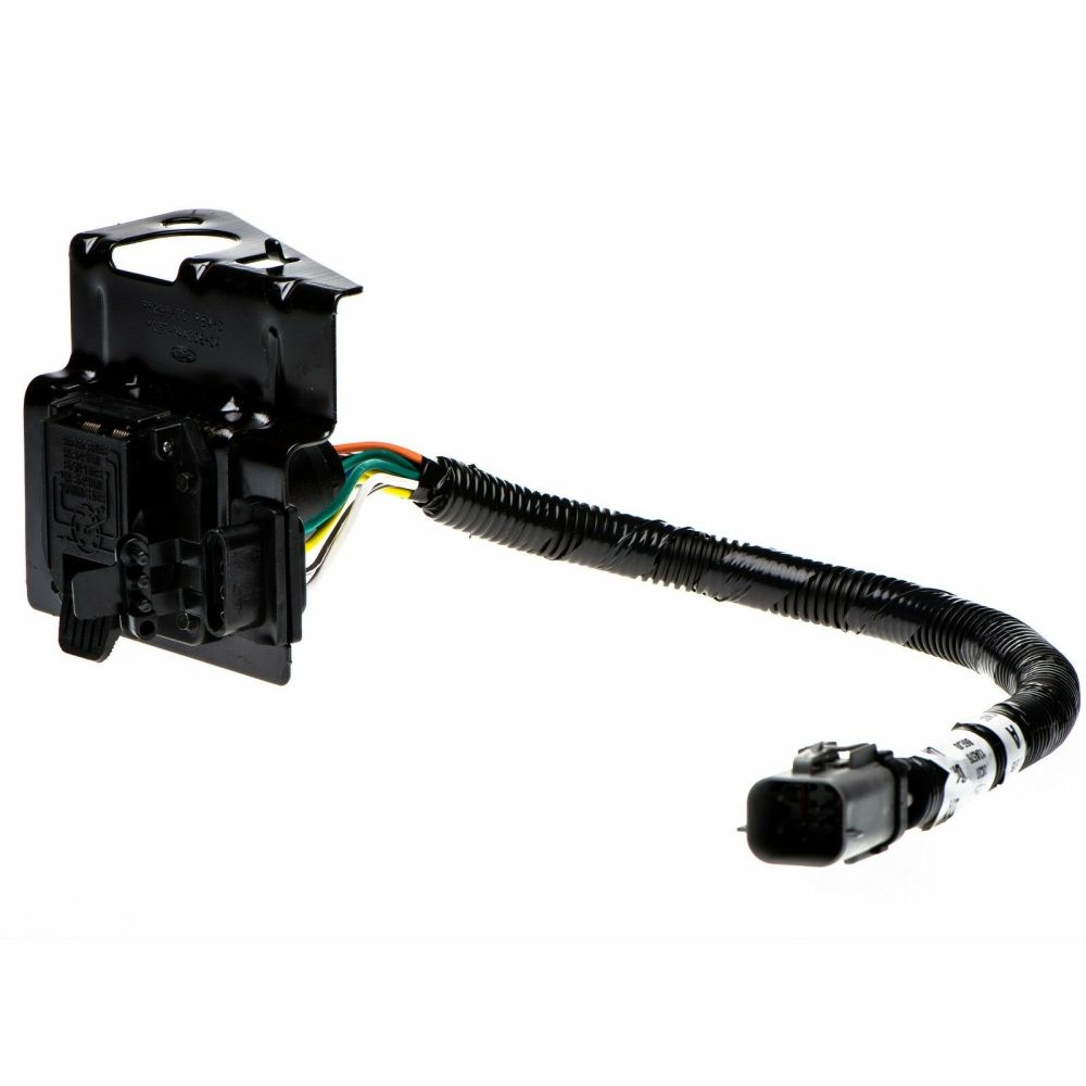 medium resolution of oem new 4 7 pin trailer tow wire harness 02 04 ford f250 f350