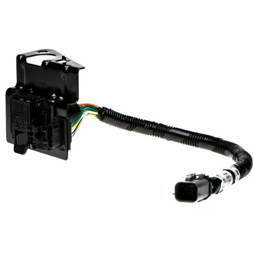 small resolution of oem new 4 7 pin trailer tow wire harness 02 04 ford f250 f350