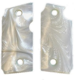 pearl grips for sig sauer p238 plus 4 sig screws imop mother of pearl 1 of 6  [ 1600 x 1067 Pixel ]