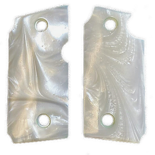 hight resolution of pearl grips for sig sauer p238 plus 4 sig screws imop mother of pearl 1 of 6