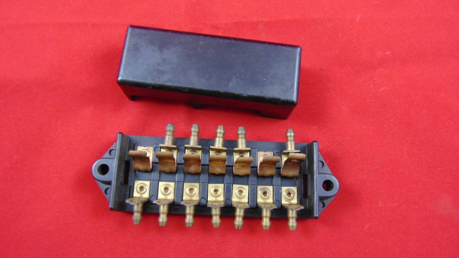 hight resolution of bo te porte fusibles fuse box 70eg 14a067 aa ford escort mk1