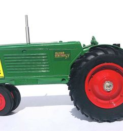 spec cast oliver row crop 77 tractor 1 16 scale 1991 october 1 of 6free shipping see more [ 1600 x 1098 Pixel ]