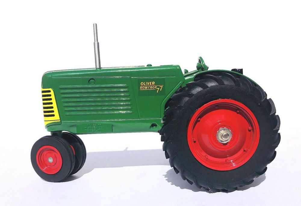 medium resolution of spec cast oliver row crop 77 tractor 1 16 scale 1991 october 1 of 6free shipping see more