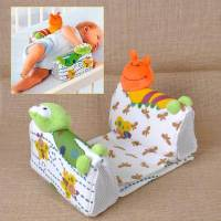 Newborn Baby Kids Infant Sleep Safe Anti Roll Support ...
