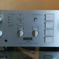 Pioneer Stereo Integrated Amplifier A 443 Electric Fan Relay Wiring Diagram 80 299 00