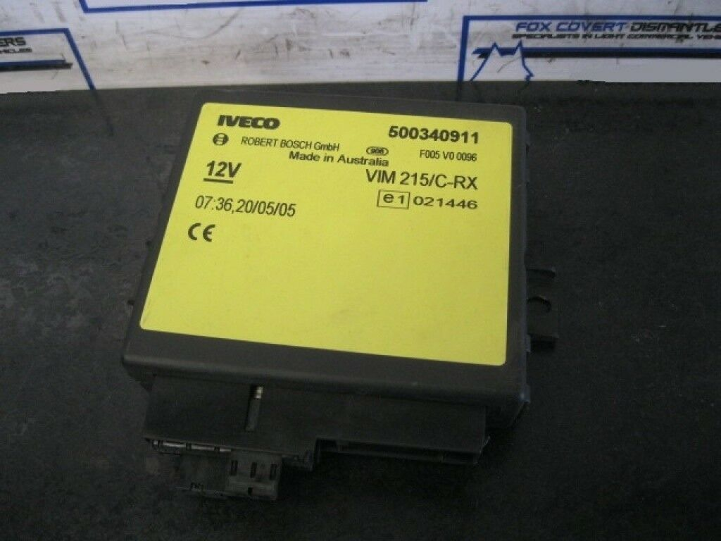 iveco daily 2007 wiring diagram 2004 mazda 6 bose subwoofer central locking library