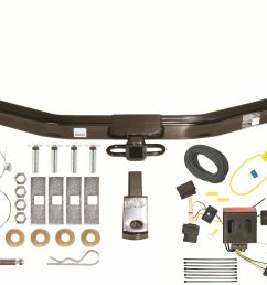 08 12 ford escape trailer hitch wiring kit combo class 2 tow receiver [ 1200 x 929 Pixel ]