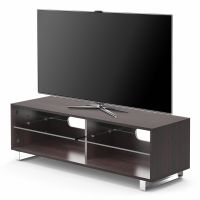 1HOME CURVED TV Stand fits 32-55 inch 4K Ultra HD LED LCD ...
