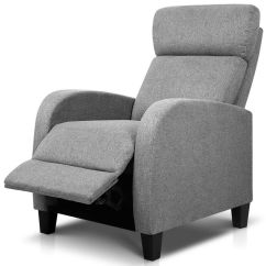 Reclining Arm Chair Covers To Protect From Cats Linen Fabric High Back Armchair Recliner Lounge Sofa Couch