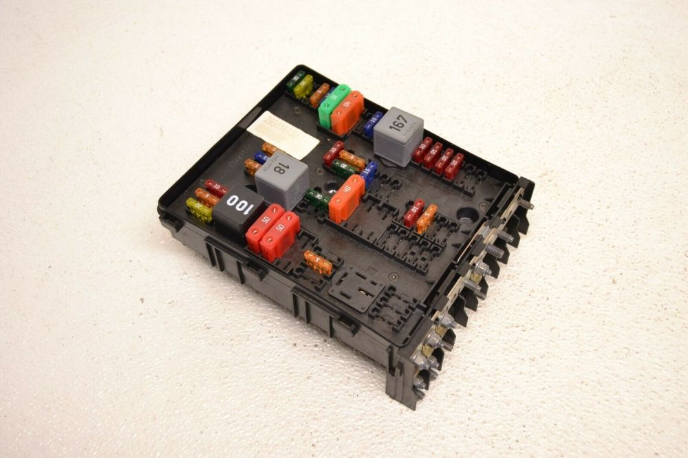 medium resolution of mk6 vw gti golf fuse box block relay module control unit genuine oem 2010 2014 1 of 4only 1 available
