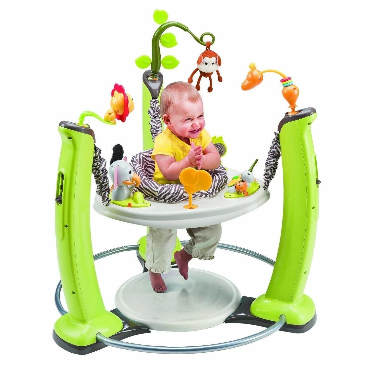 walker bouncing chair carex rubbermaid shower baby activity jumper saucer bouncer infant play