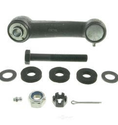 steering idler arm parts master k7106 1 of 1free shipping see more [ 1000 x 1000 Pixel ]