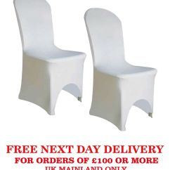 Spandex Chair Covers Canada Make Your Own Office 1 100pcs White Lycra Quality Arch